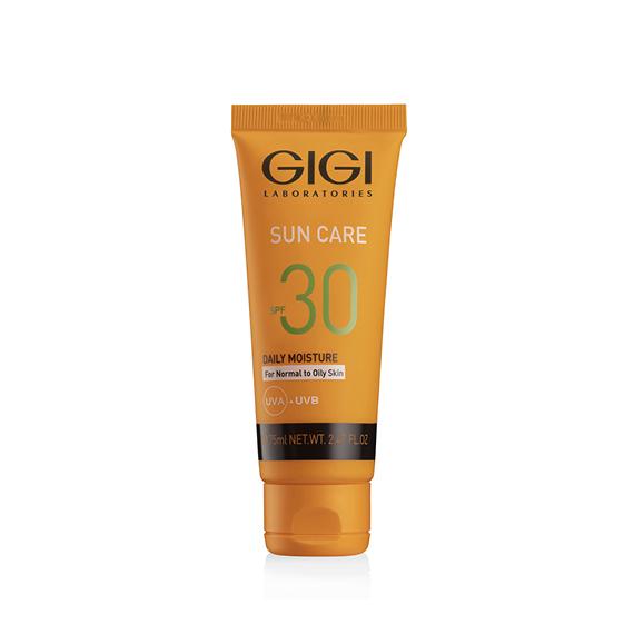 קרם לחות והגנה לעור שמן SPF30