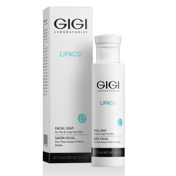 Facial Soap+ box 120 ml- ref 47010